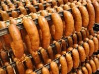 Čerstvě vyuzené Frenštátské výrobky